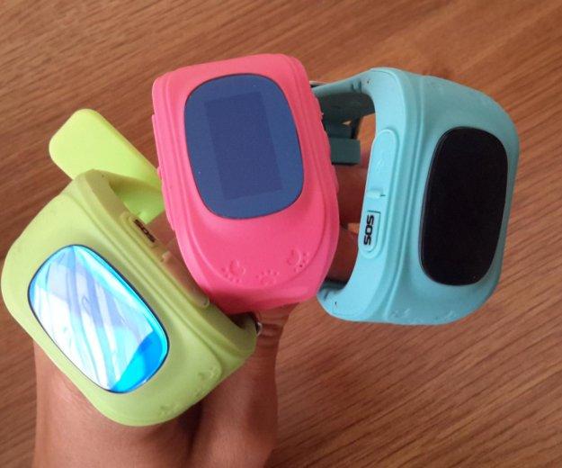 Детские часы smart baby watch q50 (ор-л). Фото 1. Воронеж.