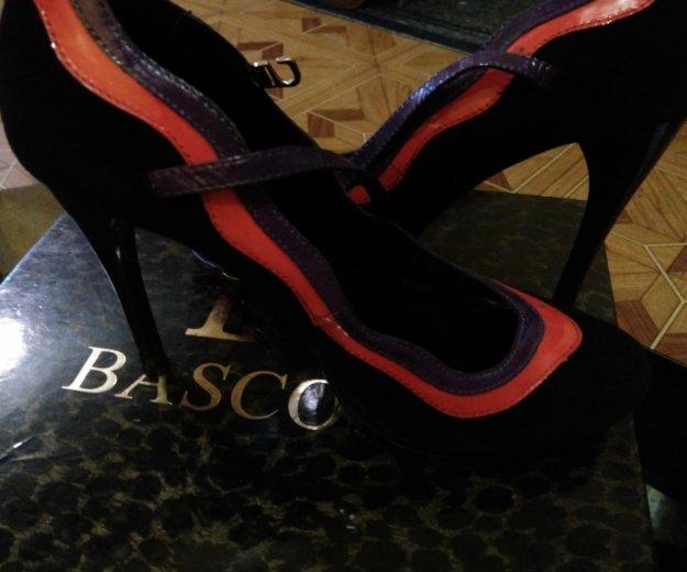 Туфли баскони. Фото 1. Чита.