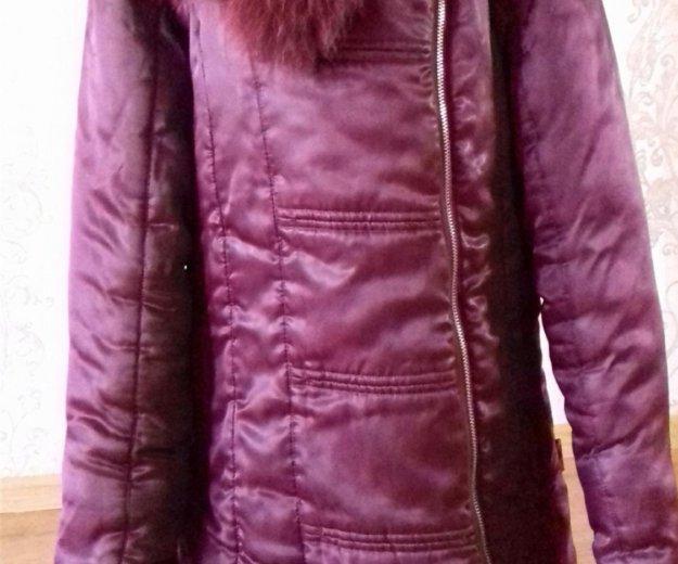 Зимняя куртка. Фото 1. Туймазы.