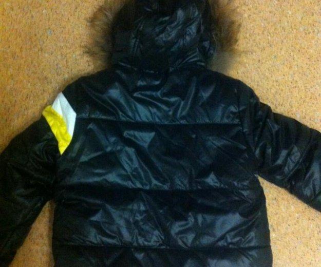 Куртка детская зимняя. Фото 1.