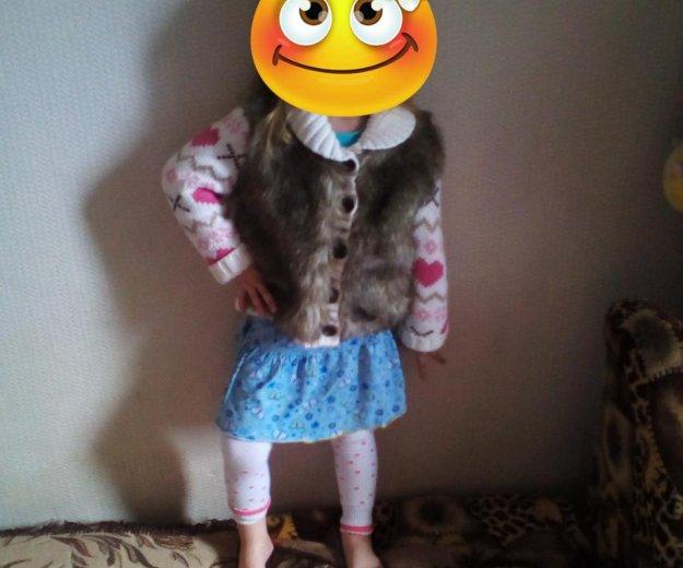 Кофта на девочку. Фото 2. Липецк.