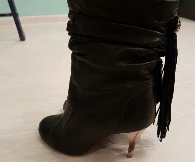 Ботинки осень. Фото 1. Иваново.