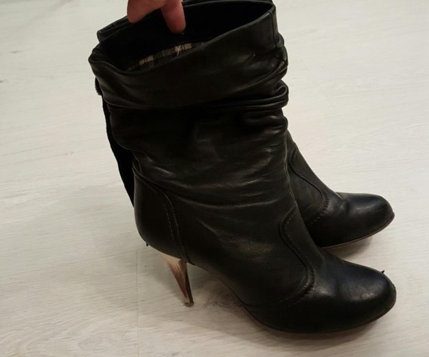 Ботинки осень. Фото 2. Иваново.