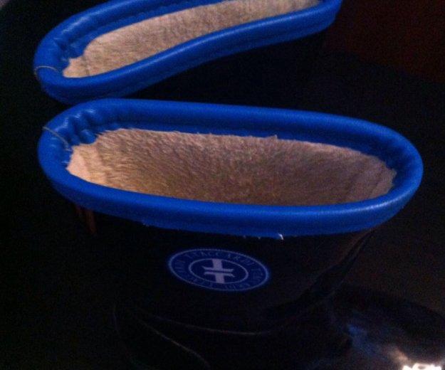 Резиновые сапоги детские. Фото 2. Уфа.