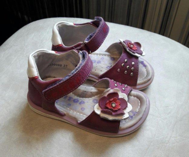 Туфельки 22 размер. Фото 1. Солнечногорск.