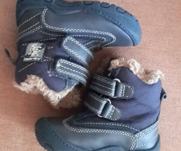Зимние ботинки. Фото 1. Волгоград.