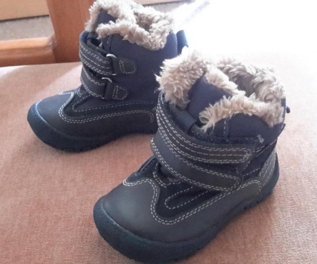 Зимние ботинки. Фото 2. Волгоград.