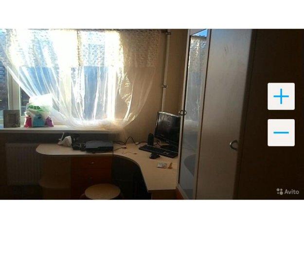 Комплект мебели / шкаф / кровать / стол / тумба. Фото 2. Санкт-Петербург.