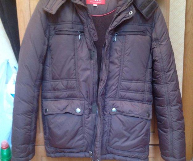Куртка зимняя с капюшоном на мальчика. Фото 1. Москва.