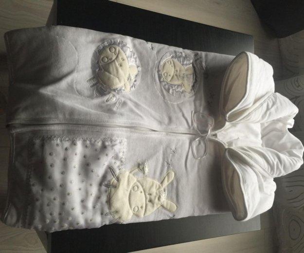 Конверт (одеяло) на выписку и так.. Фото 2. Новокуйбышевск.