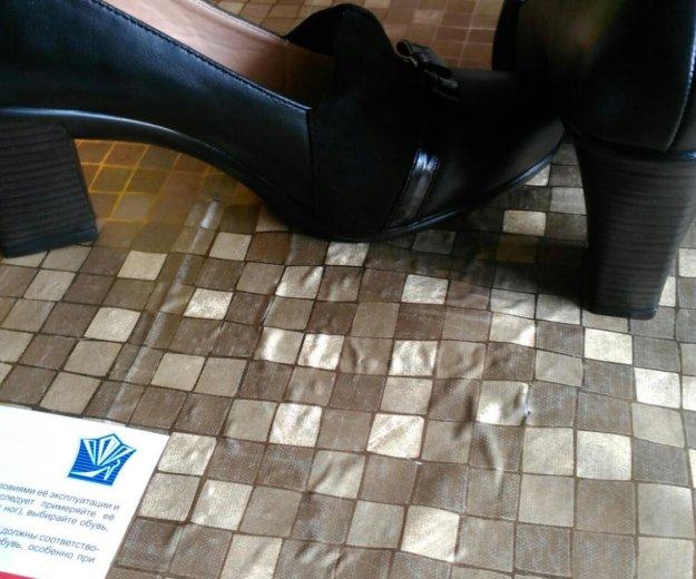 Туфли кожа женские р.40. Фото 4. Москва.