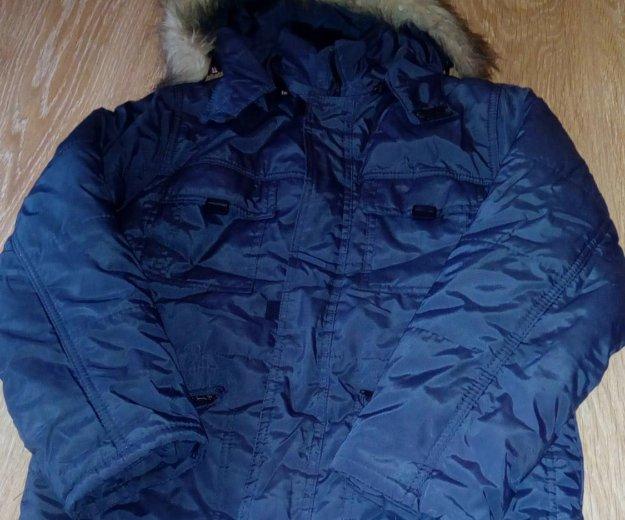 Зимняя куртка подростковая. Фото 2. Санкт-Петербург.