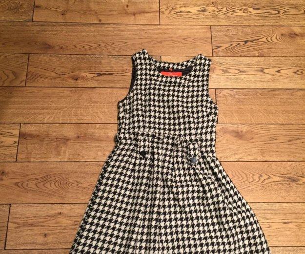 Шерстяное платье. Фото 1.