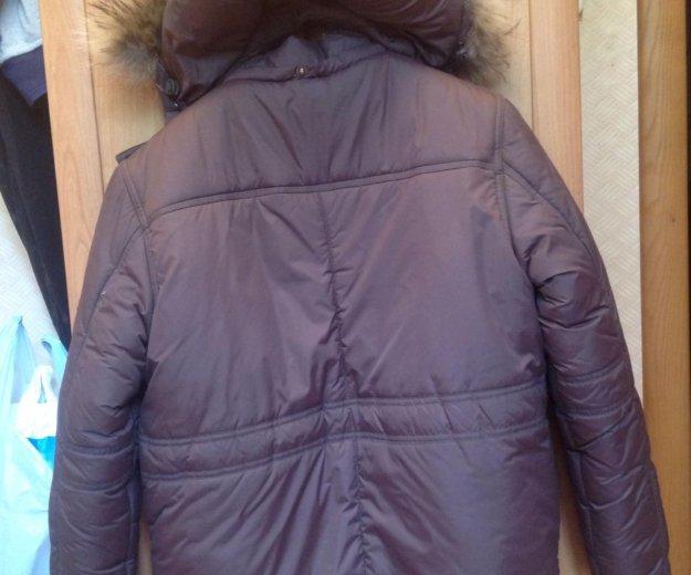 Куртка зимняя с капюшоном на мальчика. Фото 2. Москва.