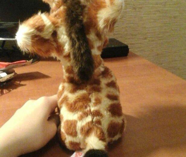 Мягкая игрушка жираф. Фото 3. Новокузнецк.