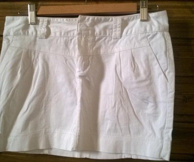 Белая юбка lime. Фото 1. Самара.