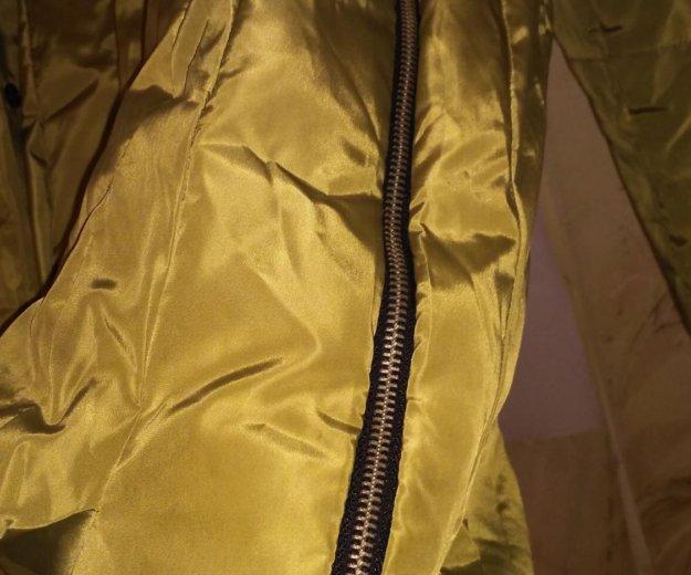Куртка бомбер. Фото 2. Москва.