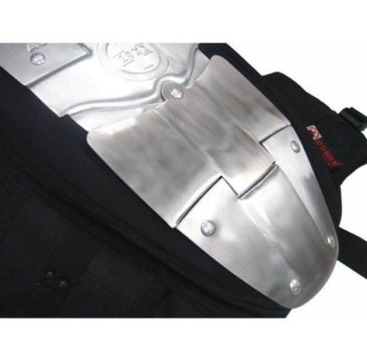 Рюкзак a.s.m.k. с металическими пластинами. Фото 3. Москва.