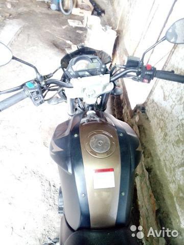 Мотоцикл 250 кубов. Фото 2. Льгов.
