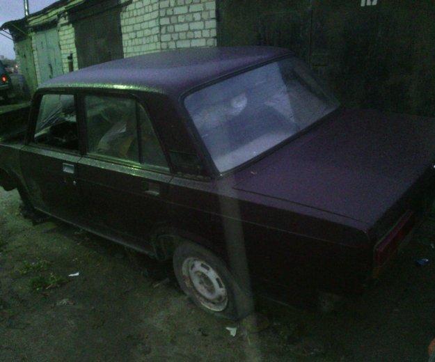 Ваз 2107. Фото 1. Казань.