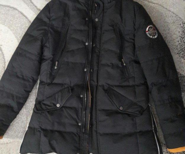 Зимняя мужская куртка. Фото 1. Казань.