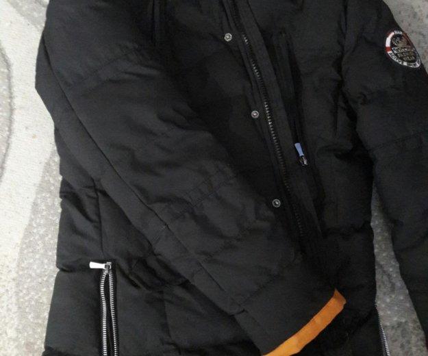 Зимняя мужская куртка. Фото 2. Казань.