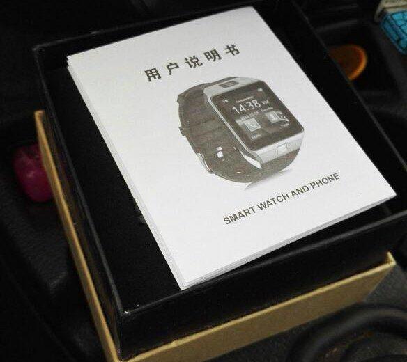 Часы smart watch and phone. Фото 1. Рязань.