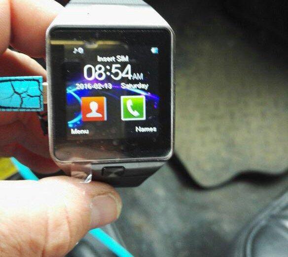 Часы smart watch and phone. Фото 4. Рязань.