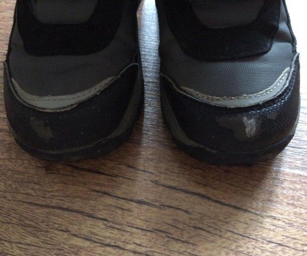 Ботинки зимние. Фото 1. Железнодорожный.