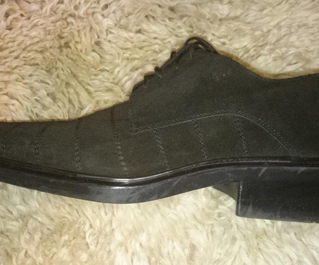 Английские ботинки натуральная кожа. Фото 1. Москва.