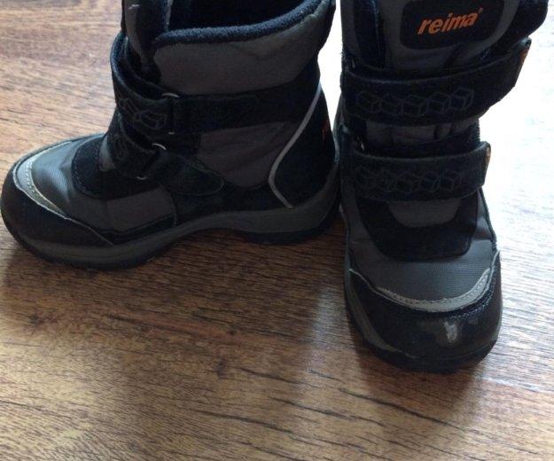 Ботинки зимние. Фото 3. Железнодорожный.