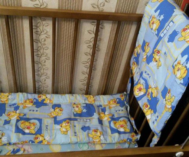Детская кроватка. Фото 3. Санкт-Петербург.