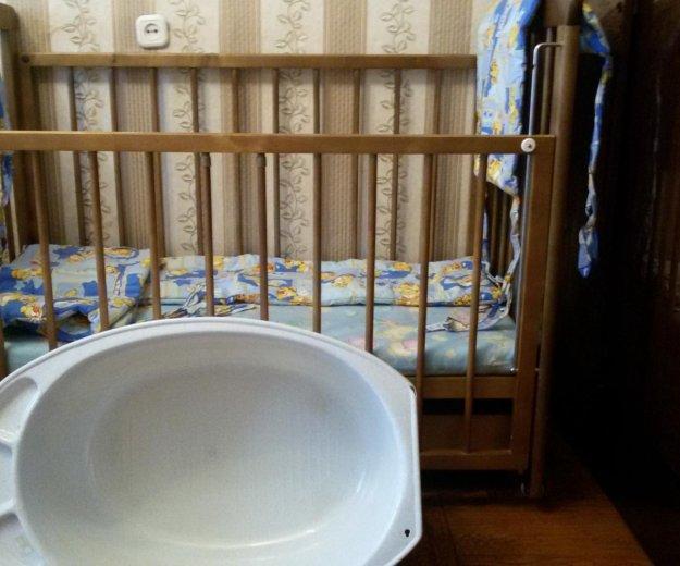Детская кроватка. Фото 4. Санкт-Петербург.