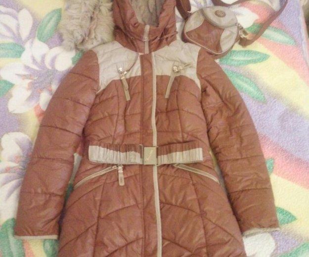 Зимняя куртка. Фото 1. Екатеринбург.