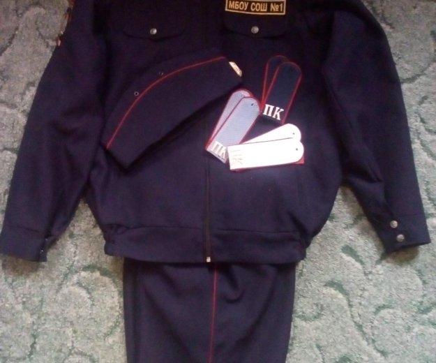 Форма полицейская для подростка. Фото 1. Камышин.