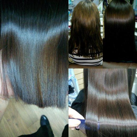 Окрашивание волос. Фото 3. Альметьевск.