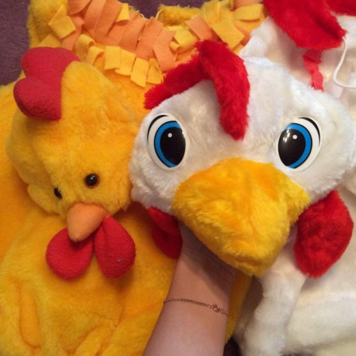 Костюм цыплёнок петух напрокат карнавальный. Фото 4. Москва.