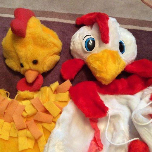 Костюм цыплёнок петух напрокат карнавальный. Фото 1. Москва.