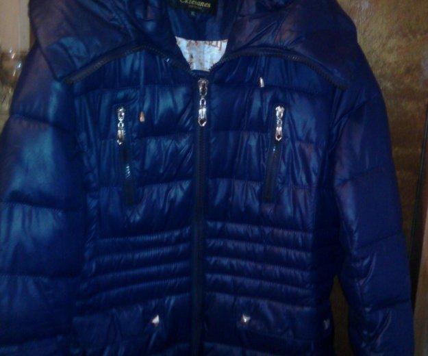 Зимняя куртка. Фото 1. Тверь.