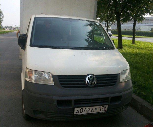 Фольксваген транспортёр-т-5 фургон. Фото 2.