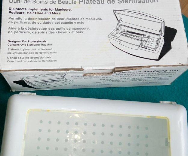 Контейнер для стерилизации инструментов. Фото 2. Москва.