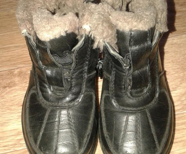 Зимние ботинки. Фото 2. Барнаул.