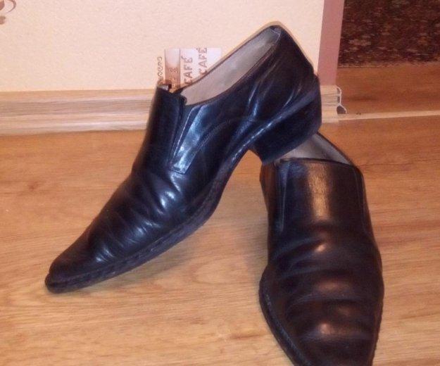 Обувь мужская. Фото 2.