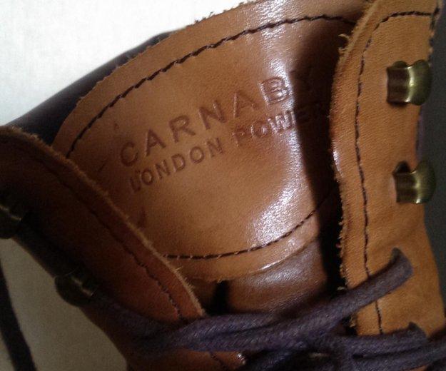 Ботинки carnaby натуральная кожа. Фото 2. Краснодар.