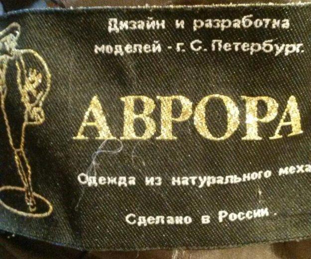 Шуба мутон. Фото 2. Белгород.