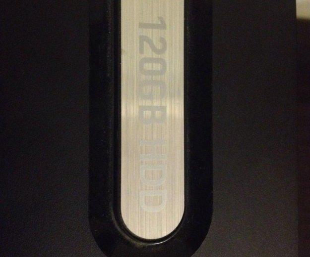 Xdox360 120 gb + 5 игр + 2 джойстика или обмен. Фото 4.