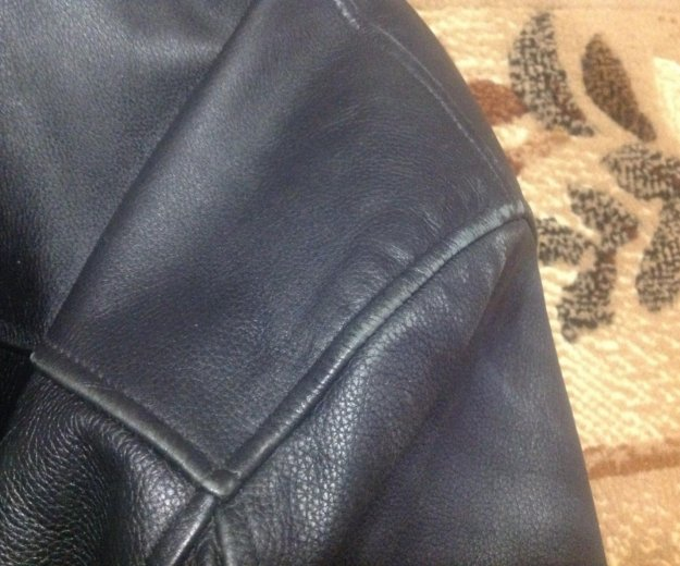 Куртка кожаная. Фото 4. Пятигорск.