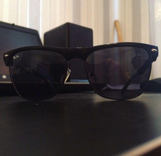 Солнцезащитные очки ray ban. Фото 2. Москва.