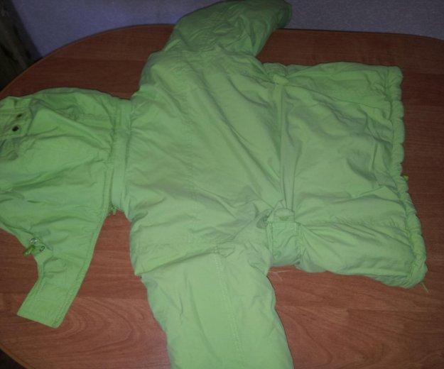 Зимняя куртка для девочки. Фото 1. Волжский.