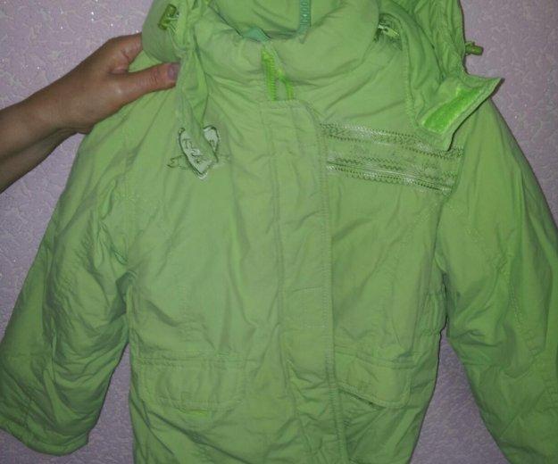 Зимняя куртка для девочки. Фото 2. Волжский.